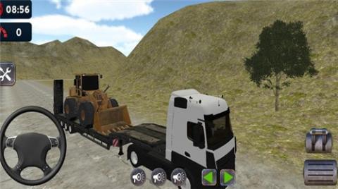 truck sims中文版安卓APP下載()