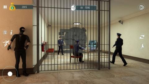 小偷模擬搶劫手游安卓APP下載()