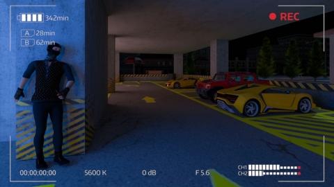 小偷模拟抢劫手游安卓APP下载()