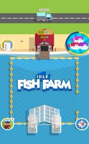 Idle Fish Farm(渔场经营)安卓APP下载()