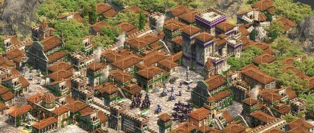 帝国时代2决定版凯尔特文明加成介绍