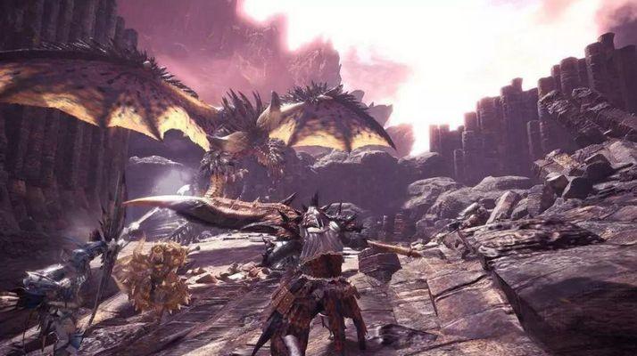 怪物猎人世界冰原DLC片手剑精准突击使用技巧介绍