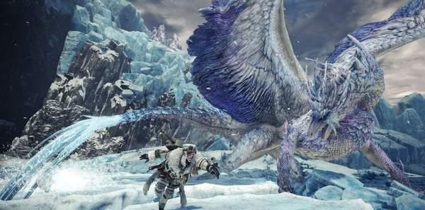 怪物猎人世界冰原大剑拔刀流玩法分享